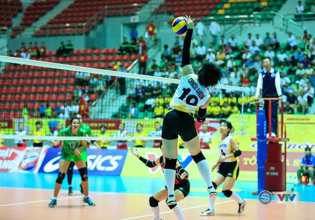 Ảnh: Những khoảnh khắc ấn tượng trong ngày thi đấu khai mạc VTV Cup 2016 - Tôn Hoa Sen - Ảnh 6.