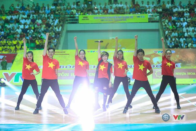 Ấn tượng Lễ khai mạc Giải bóng chuyền nữ quốc tế VTV Cup 2016 – Tôn Hoa Sen  - Ảnh 3.
