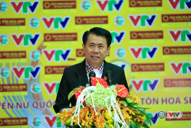 Ấn tượng Lễ khai mạc Giải bóng chuyền nữ quốc tế VTV Cup 2016 – Tôn Hoa Sen  - Ảnh 10.