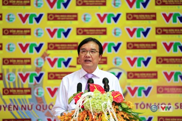 Ấn tượng Lễ khai mạc Giải bóng chuyền nữ quốc tế VTV Cup 2016 – Tôn Hoa Sen  - Ảnh 9.