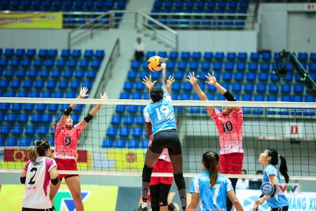 Ảnh: Những khoảnh khắc ấn tượng trong ngày thi đấu thứ 2 của VTV Cup 2016 - Tôn Hoa Sen - Ảnh 1.