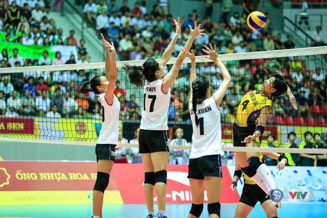 Ảnh: Những khoảnh khắc ấn tượng trong ngày thi đấu thứ 2 của VTV Cup 2016 - Tôn Hoa Sen - Ảnh 10.