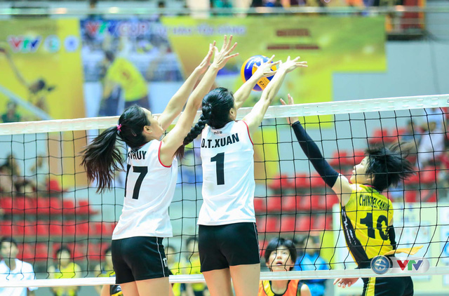 Ảnh: Những khoảnh khắc ấn tượng trong ngày thi đấu thứ 2 của VTV Cup 2016 - Tôn Hoa Sen - Ảnh 11.