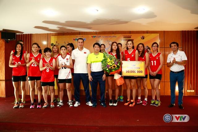 VTV Cup 2016 – Tôn Hoa Sen: ĐT Việt Nam nhận nguồn động viên lớn trước trận bán kết - Ảnh 2.