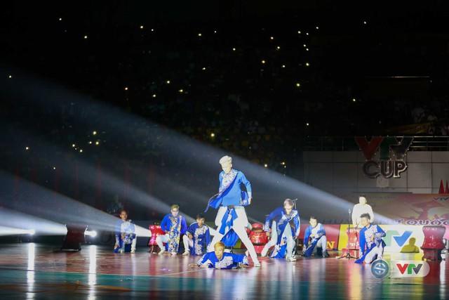 Ảnh: Những khoảnh khắc ấn tượng trong Lễ bế mạc VTV Cup 2016 - Tôn Hoa Sen - Ảnh 4.