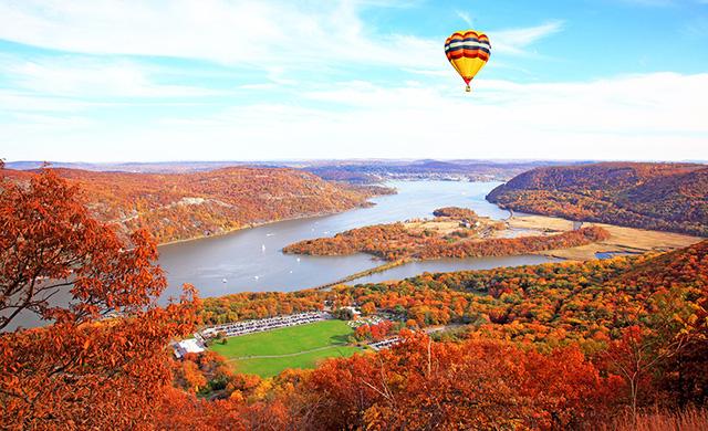 10 thị trấn ở Mỹ nên lui tới khi mùa thu gõ cửa - Ảnh 7.