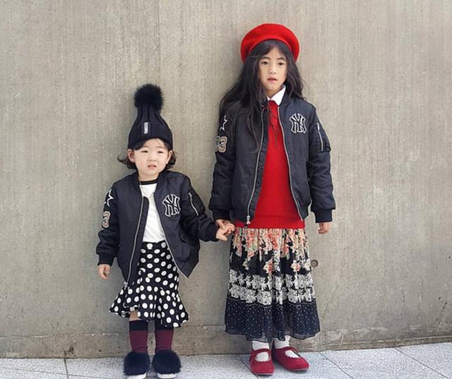 Tuần lễ thời trang Hàn Quốc: Trẻ con chất lừ không thua gì người lớn! - Ảnh 4.