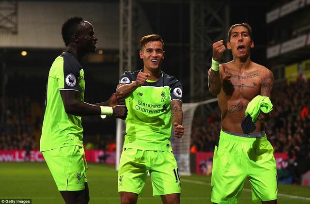 Crystal Palace 2-4 Liverpool: Mưa bàn thắng tại Shelhurst Park - Ảnh 2.