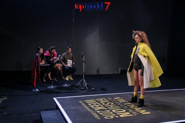 Thí sinh cao 1m55 giành vé vào chung kết Vietnams Next Top Model 2016 - Ảnh 2.