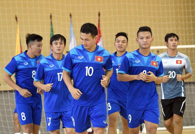 Futsal Việt Nam tăng 3 bậc trên BXH FIFA - Ảnh 1.