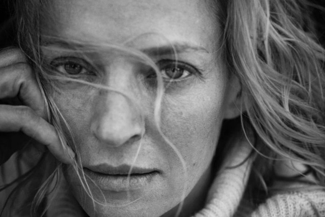 Không sợ xấu, Nicole Kidman, Julianne Moore không trang điểm xuất hiện trên Pirelli 2017 - Ảnh 3.