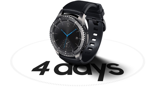 Samsung Gear S3 ra mắt: to dày hơn, tinh tế hơn - Ảnh 10.