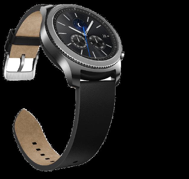Samsung Gear S3 ra mắt: to dày hơn, tinh tế hơn - Ảnh 9.