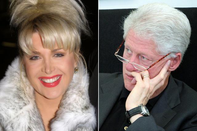 Ông Trump dọa đưa vụ bê bối tình cảm của chồng bà Hillary ra cuộc tranh luận - Ảnh 1.