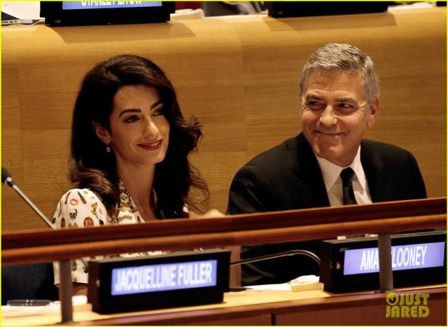 Georger Clooney sốc khi nghe tin ly dị của Jolie Pitt từ CNN - Ảnh 4.