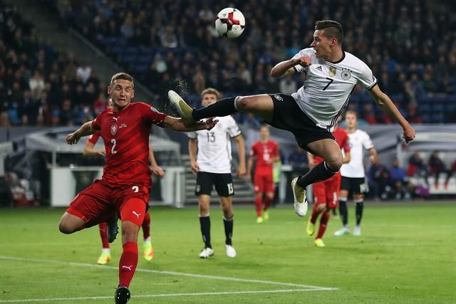 VIDEO, Đức 3-0 CH Czech: Sự trở lại của Muller! - Ảnh 2.