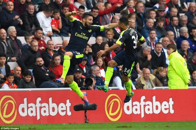 Arsenal & tháng 11 giông bão: Lời cảnh báo từ lịch sử! - Ảnh 1.