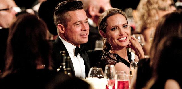 Brad Pitt đã được gặp con - Ảnh 1.