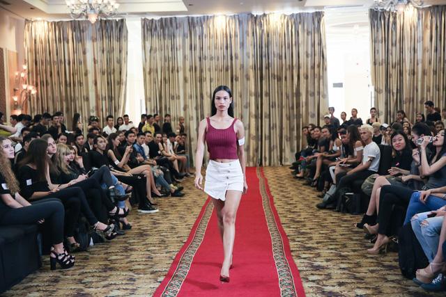 Top 18 VNTM nô nức casting người mẫu Tuần lễ thời trang quốc tế Việt Nam - Ảnh 26.