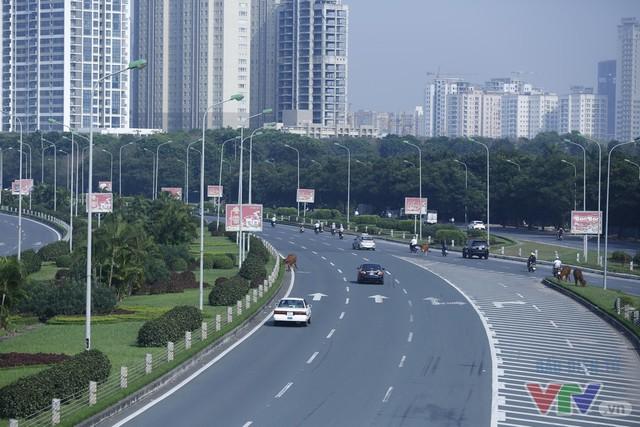 Hà Nội khang trang, hiện đại sau 62 năm giải phóng Thủ đô - Ảnh 3.