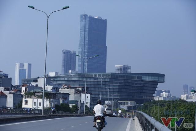 Hà Nội khang trang, hiện đại sau 62 năm giải phóng Thủ đô - Ảnh 5.