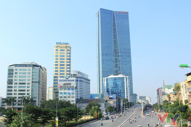Hà Nội khang trang, hiện đại sau 62 năm giải phóng Thủ đô - Ảnh 6.