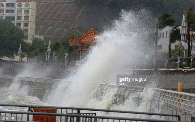 Bão Haima ảnh hưởng tới 1,69 triệu người ở Quảng Đông, Trung Quốc - Ảnh 1.