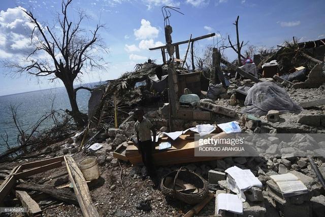 WHO chuyển 1 triệu liều vaccine chống bệnh tả tới Haiti - Ảnh 2.