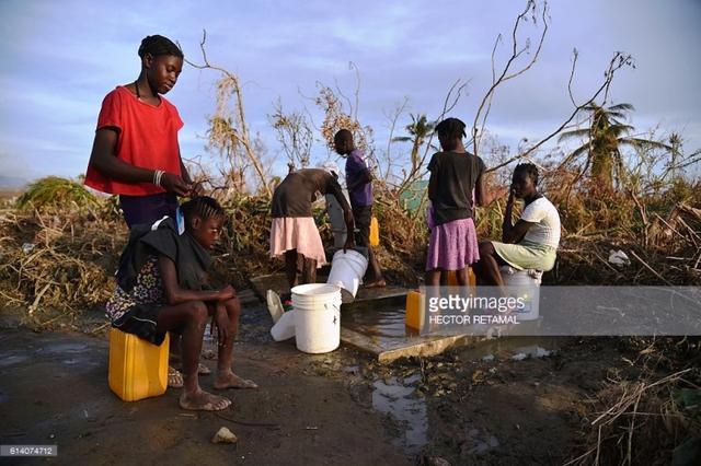 WHO chuyển 1 triệu liều vaccine chống bệnh tả tới Haiti - Ảnh 6.
