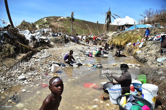 WHO chuyển 1 triệu liều vaccine chống bệnh tả tới Haiti - Ảnh 5.