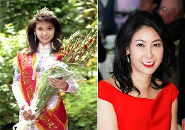 Hoa hậu Việt Nam: Nhan sắc nào xinh đẹp nhất? - Ảnh 3.