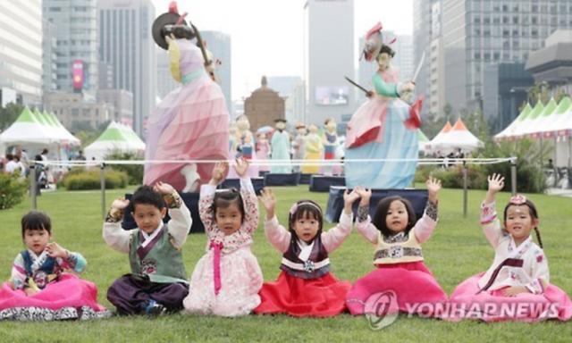 Lễ hội Hanbok truyền thống của Hàn Quốc - Ảnh 5.