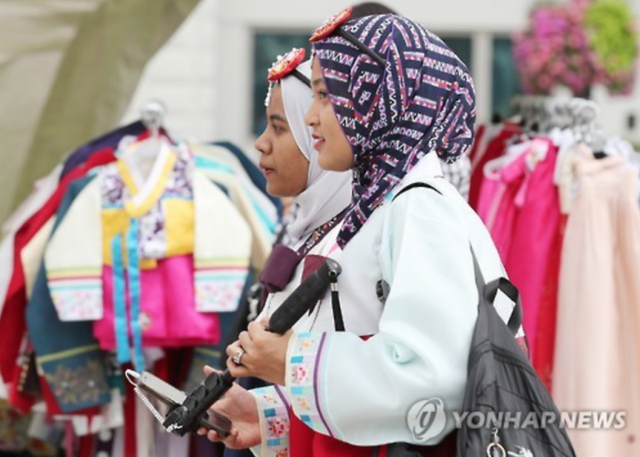 Lễ hội Hanbok truyền thống của Hàn Quốc - Ảnh 4.