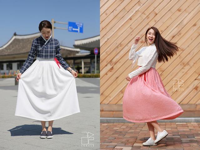 Khúc biến tấu của trang phục Hanbok truyền thống - Ảnh 3.