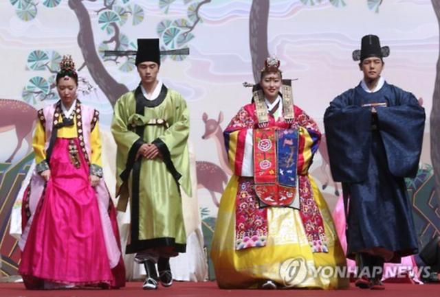 Lễ hội Hanbok truyền thống của Hàn Quốc - Ảnh 2.