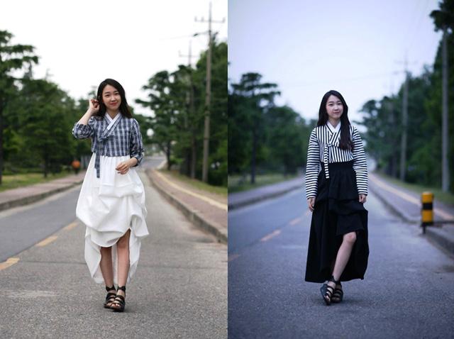 Khúc biến tấu của trang phục Hanbok truyền thống - Ảnh 7.