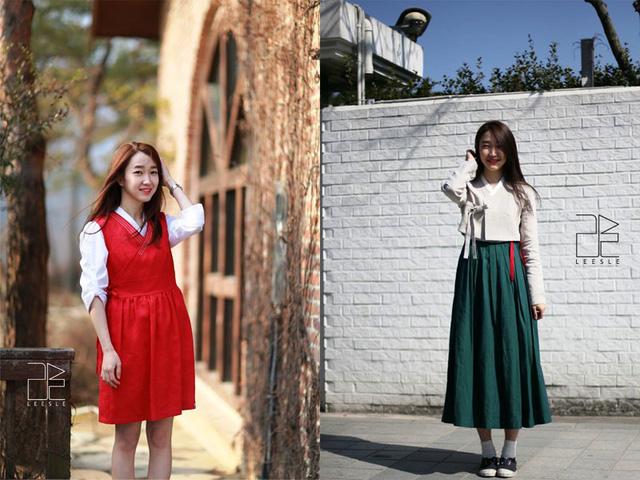 Khúc biến tấu của trang phục Hanbok truyền thống - Ảnh 6.