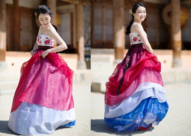 Khúc biến tấu của trang phục Hanbok truyền thống - Ảnh 5.
