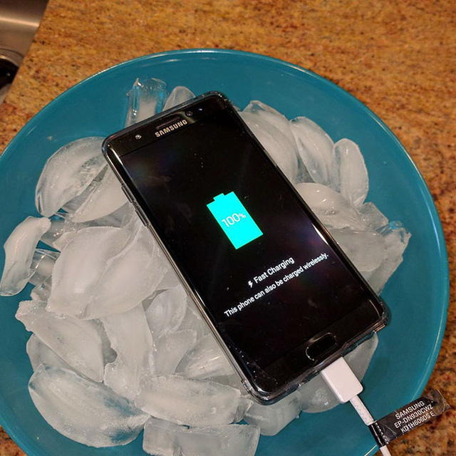 Không thể nhịn cười với loạt ảnh chế về Samsung Galaxy Note7 - Ảnh 5.