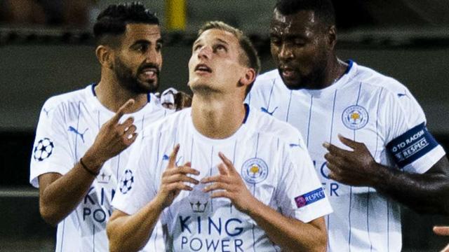 Những khoảnh khắc ấn tượng ở Champions League: Đừng coi thường Leicester City! - Ảnh 1.