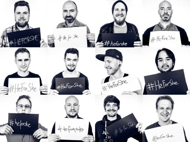 HeForShe - Chiến dịch chống lại nạn bạo hành phụ nữ - Ảnh 1.