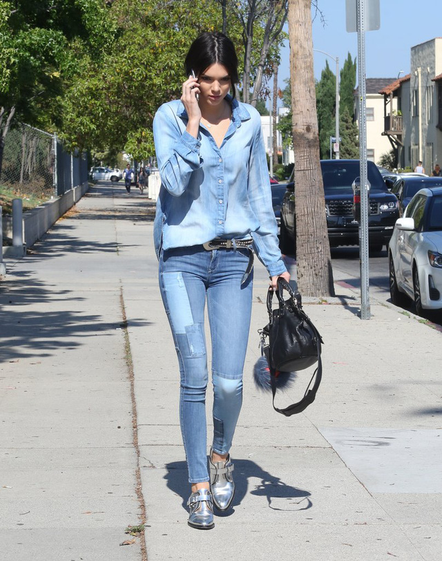 Săm soi phong cách thời trang Thu - Đông của Kendall Jenner - Ảnh 3.