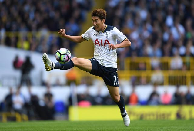 Heung-Min Son lần đầu giành danh hiệu Cầu thủ xuất sắc nhất tháng Premier League - Ảnh 1.
