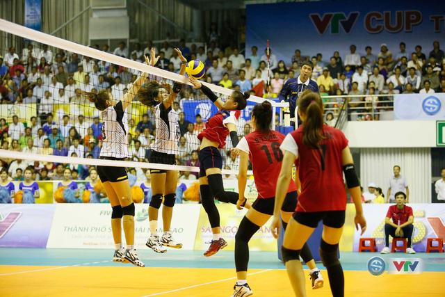 20h00 hôm nay (8/10) trên VTV6: Khai mạc Giải bóng chuyền nữ quốc tế VTV Cup 2016 – Tôn Hoa Sen  - Ảnh 1.
