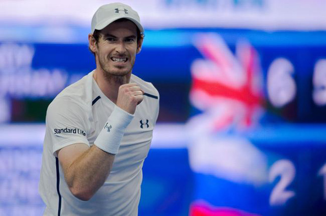 Vòng 2 China Open 2016: Andy Murray nhẹ nhàng bước tiếp - Ảnh 1.