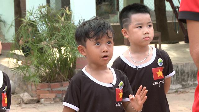 Bố ơi! Mình đi đâu thế? 3: Các bé thêm trưởng thành khi vắng bố - Ảnh 1.