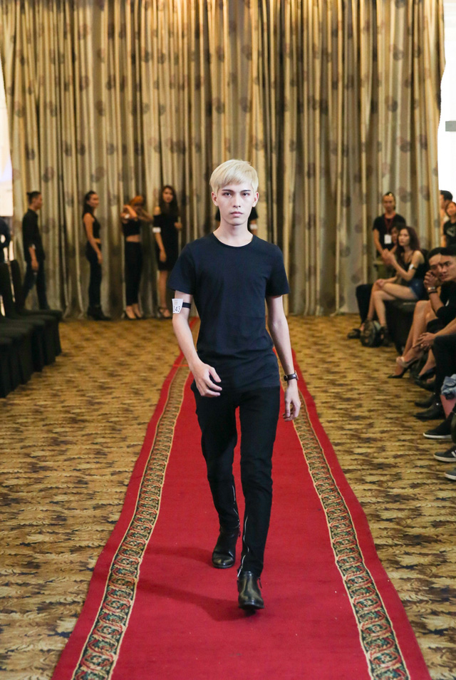 Top 18 VNTM nô nức casting người mẫu Tuần lễ thời trang quốc tế Việt Nam - Ảnh 16.