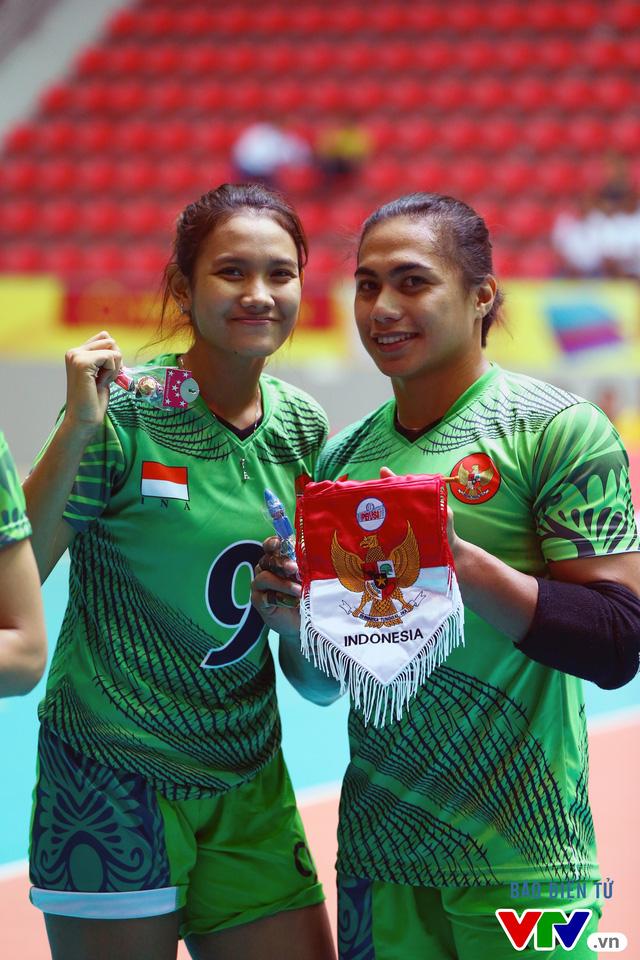 Chiêm ngưỡng vẻ đẹp của nữ VĐV Indonesia đoạt danh hiệu Hoa khôi VTV Cup 2016 - Ảnh 8.