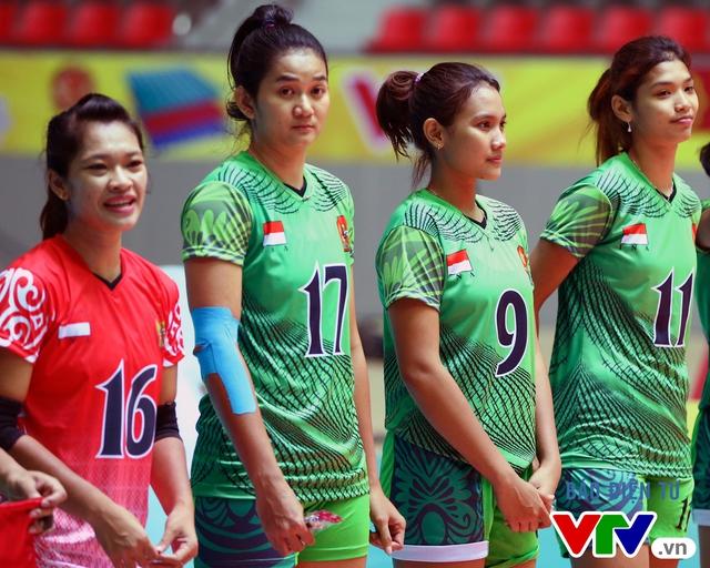 Chiêm ngưỡng vẻ đẹp của nữ VĐV Indonesia đoạt danh hiệu Hoa khôi VTV Cup 2016 - Ảnh 3.