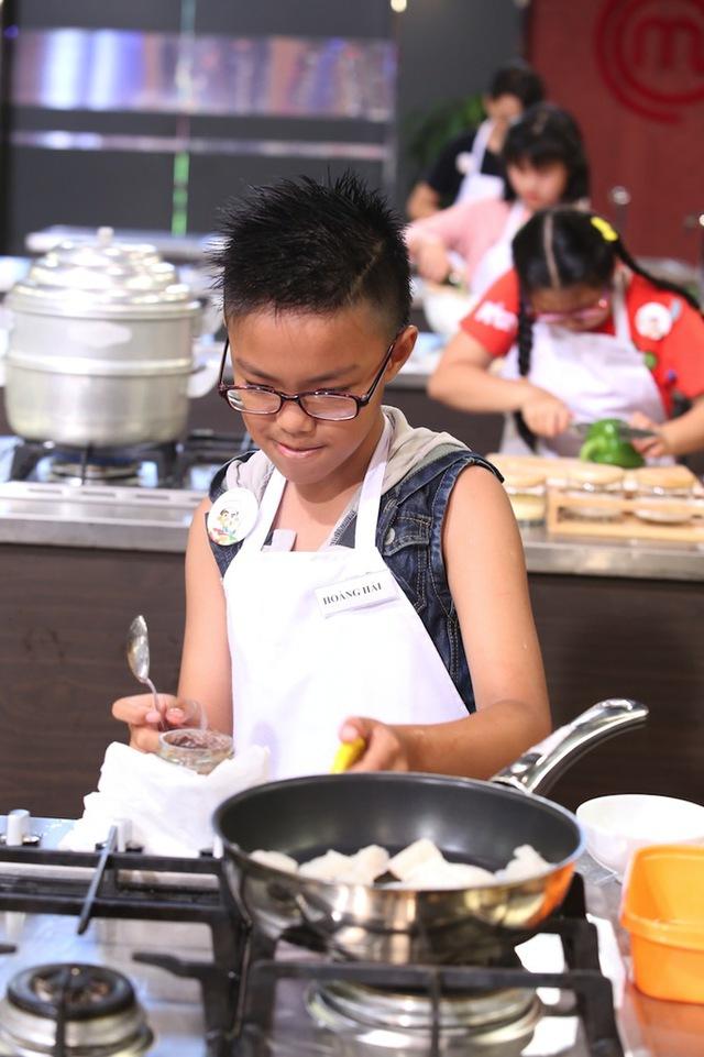 Vua đầu bếp nhí: Cậu bé cá tính mơ nấu ăn cho các Tổng thống - Ảnh 1.